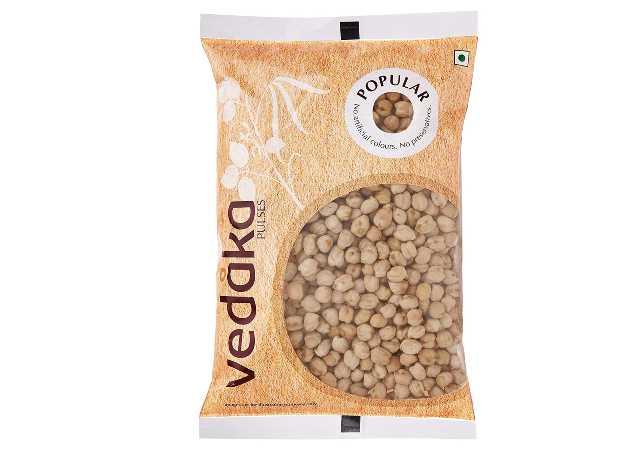 Amazon Brand - Vedaka Popular Kabuli Chana / Chhole, 1 kg