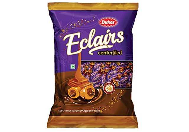 Dukes Eclairs Chocolate, 200g