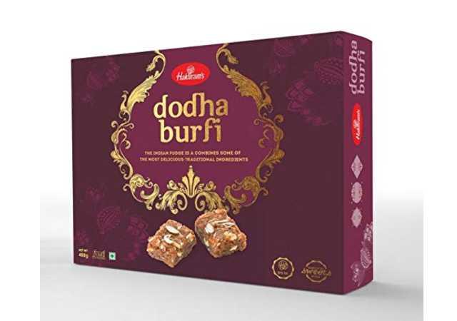 Haldirams Dodha Burfi (400 g)