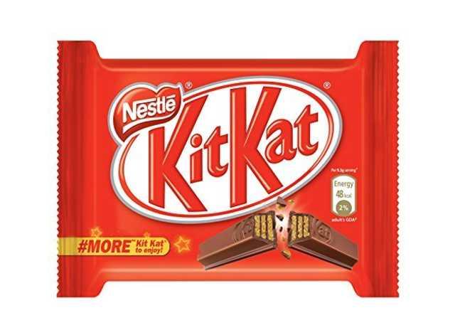 Nestle KitKat Chocolate 37.3g Pouch
