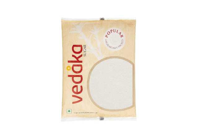 Amazon Brand - Vedaka Popular Sugar (Small Crystals), 5kg