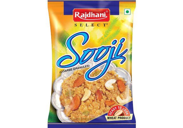 Rajdhani Sooji, 500g