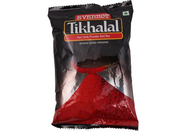 Everest Tikhalal Chilli Powder, 100g Pouch