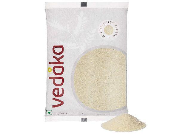 Amazon Brand - Vedaka Roasted Suji (Rawa), 1 kg