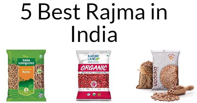 5 Best Rajma in India 2021