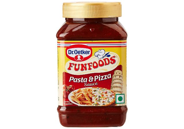 Funfoods Pasta and Pizza Sauce, 325g