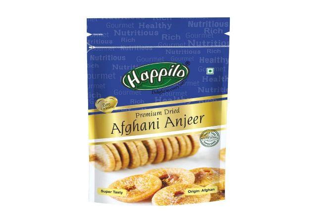Happilo Premium Dried Afghani Anjeer, 200g (Pack of 2)