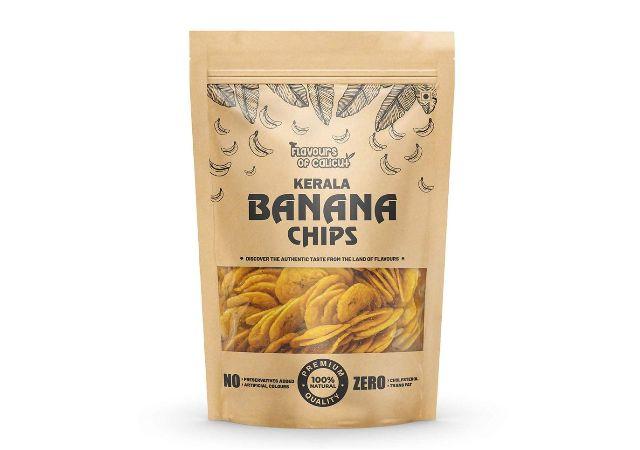 Flavours of Calicut Kerala Banana Chips, 1kg