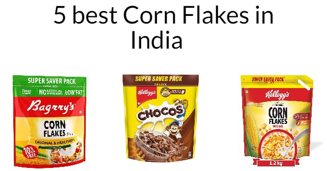 5 best Corn Flakes in India 2021