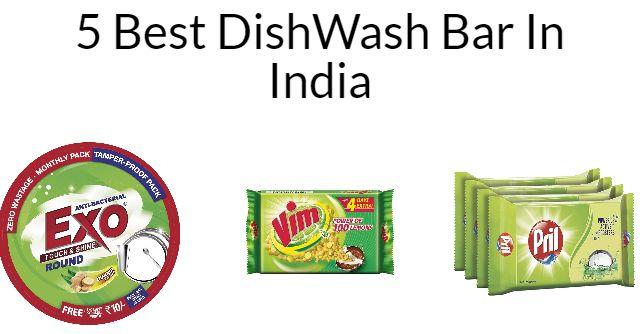 5 Best Dish Wash Bar In India 2021