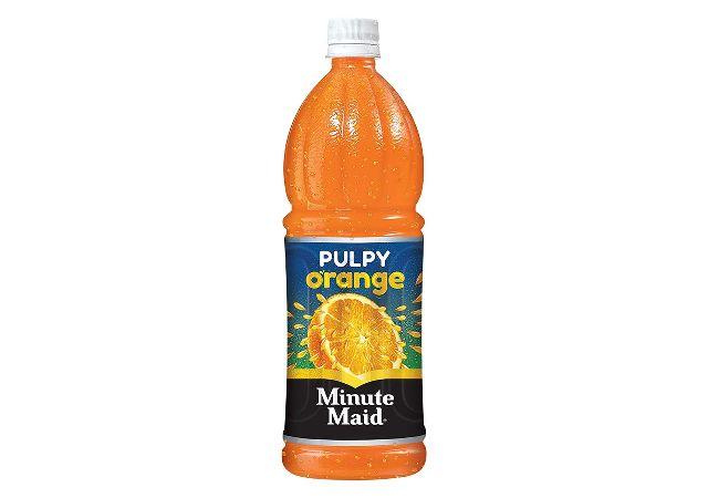 Minute Maid Pulpy Orange Fruit Drink 1 l