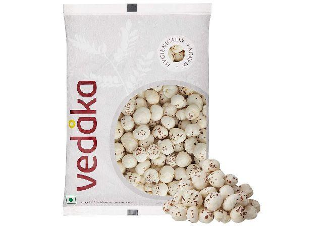 Amazon Brand - Vedaka Fox Nuts (Phool Makhana) 100g