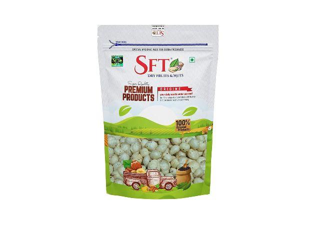 SFT Fox Nut (Phool Makhana) Lotus Seed 1 Kg