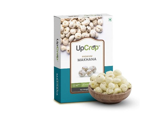 UpCrop Premium Makhana Bag, 200 g