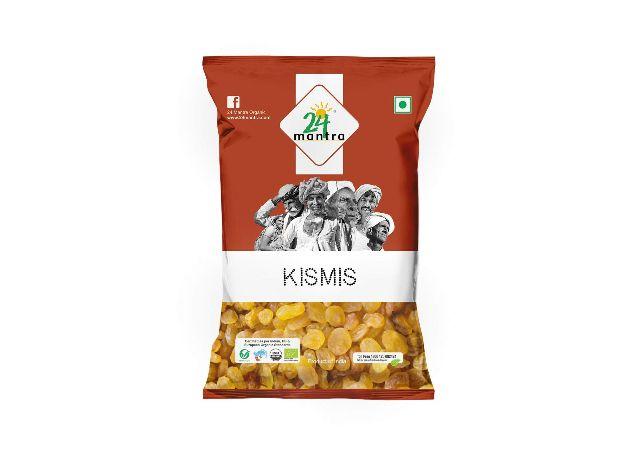 24 Mantra Organic Products Kismis, 100g