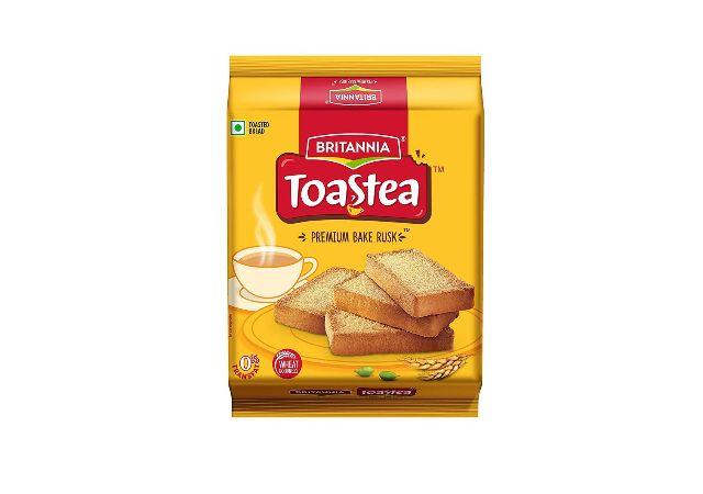 Britannia Toastea Premium Bake Rusk 200 Gm