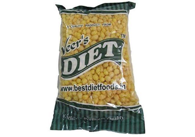 Veer's Diet Raita Tasty Veg Boondi Plain for Every Day Raita - Healthy and Hygenic 400g