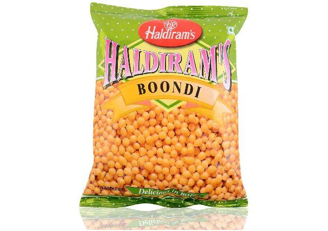 Haldiram Namkeen - Boondi, 200g Pouch
