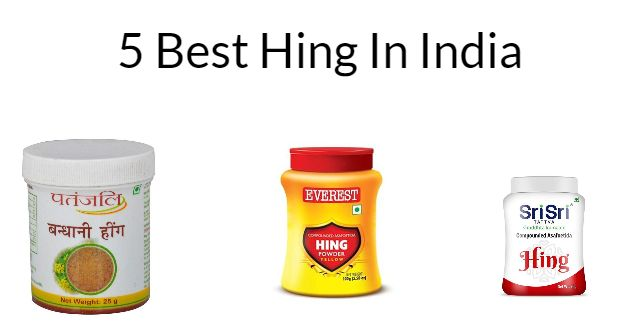 5 Best Hing In India 2021