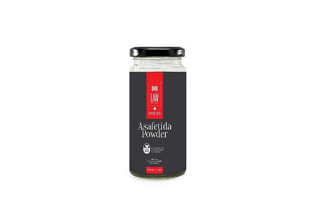 looms & weaves - Premium Asafoetida Powder (Hing Powder) - 100 gm