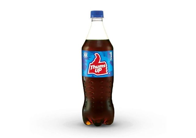 Thums Up Soft Drink, 750 ml Bottle