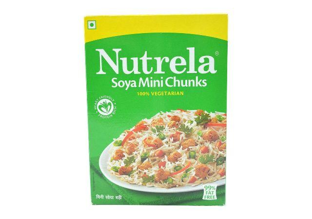 Nutrela Mini Chunks 200g